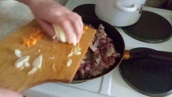 Приготовить печень свиную