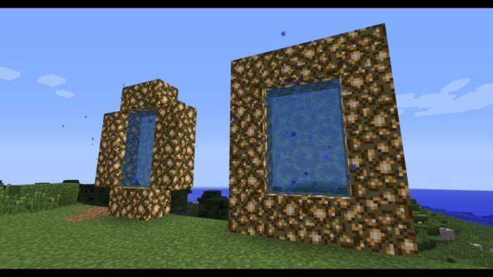 Как построить портал в рай