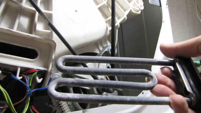 Что такое тэн стиральной машины и принцип его работы?