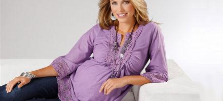 Как одеваться стильно во время беременности