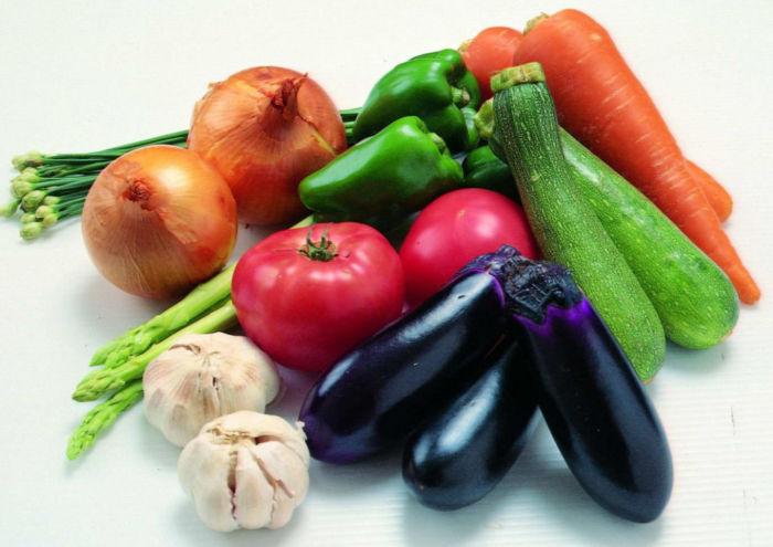Приготовить овощное рагу
