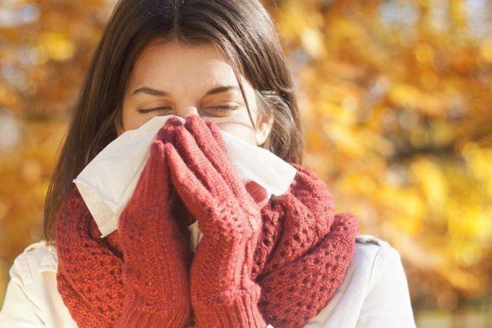 Как не болеть осенью