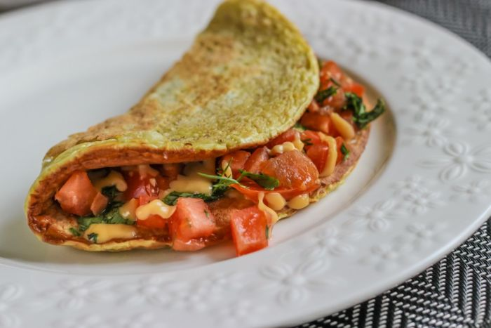 Овсяноблин - рецепт для правильного питания