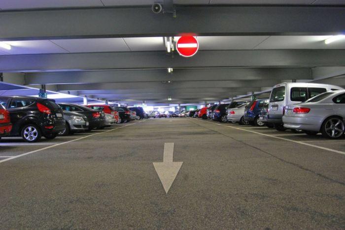 Как решить проблему парковки при авиаперелетах