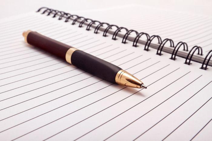 Как написать эссе образец