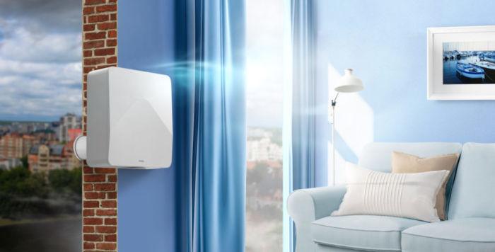 Как бороться с загрязнением воздуха в помещениях