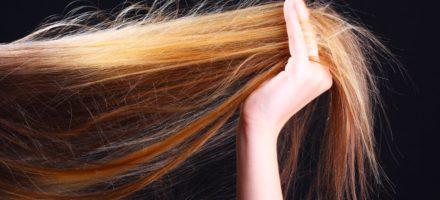 Топ-5 проблем с волосами