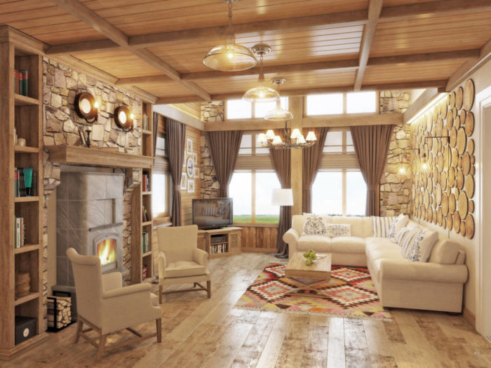 Как сделать дом красивым и уютным