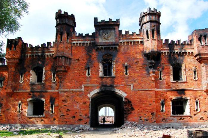 Где находится Брестская крепость