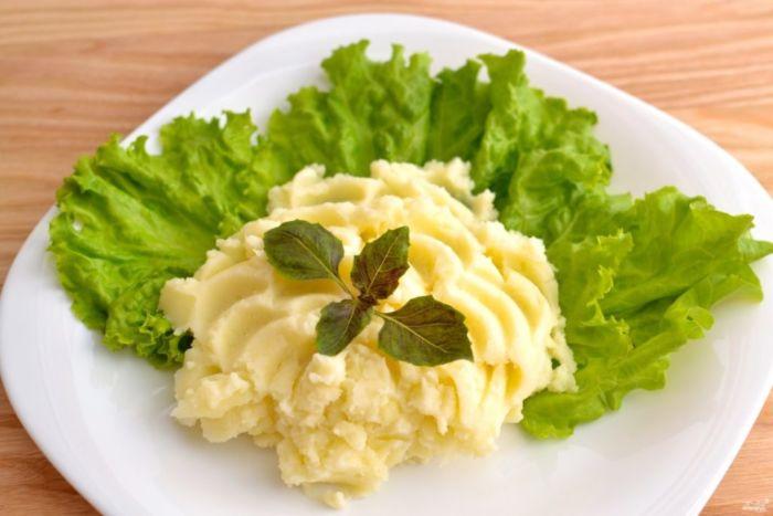 Как варить картошку для пюре