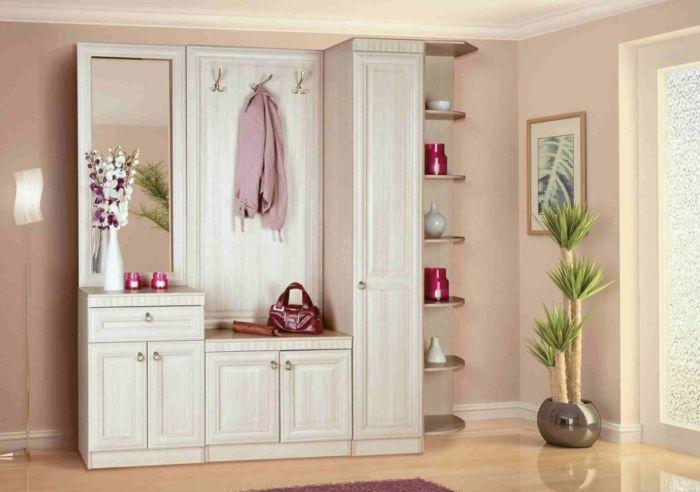 Выбрать мебель для прихожей