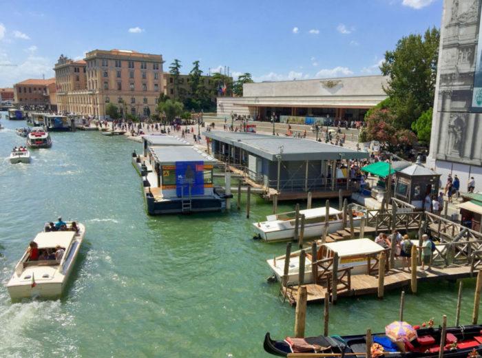 Где находится Венеция