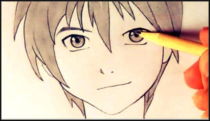Как научиться рисовать аниме с нуля