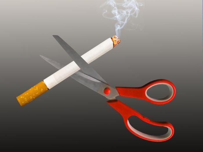 Курение в общественном месте. Как привлечь виновных