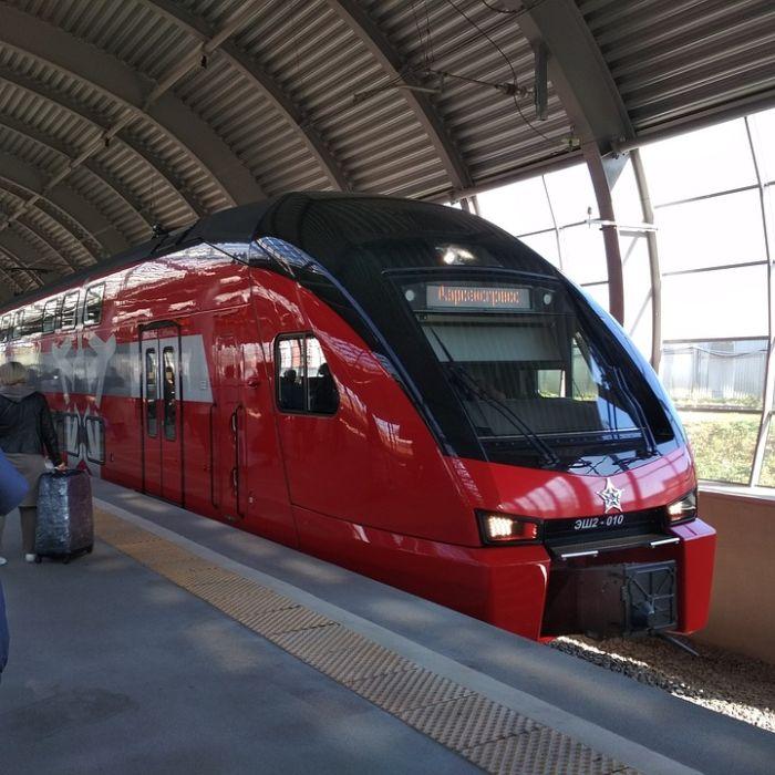 Как добраться с Шереметьево до Казанского вокзала