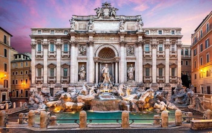 Где находится Рим