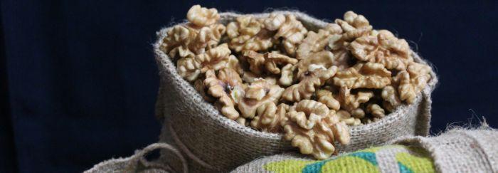 Польза грецких орехов