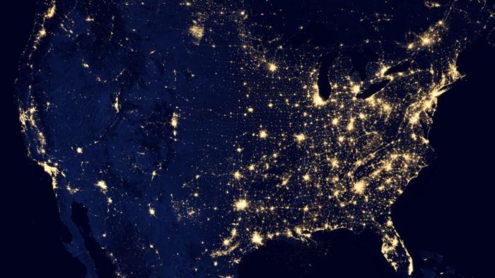 Где находится США