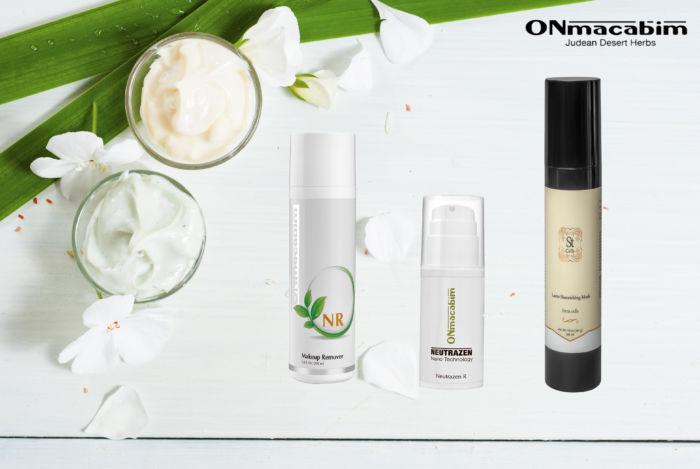 Профессиональное отбеливание кожи с израильской косметикой Onmacabim