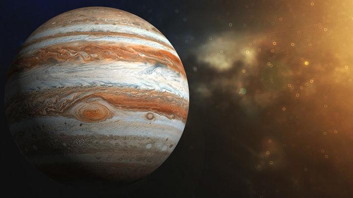 Как выглядит Юпитер
